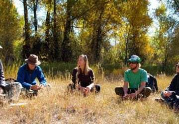 Earth-Based Institute - Nature Connected Coaching - Outdoors Life Coach